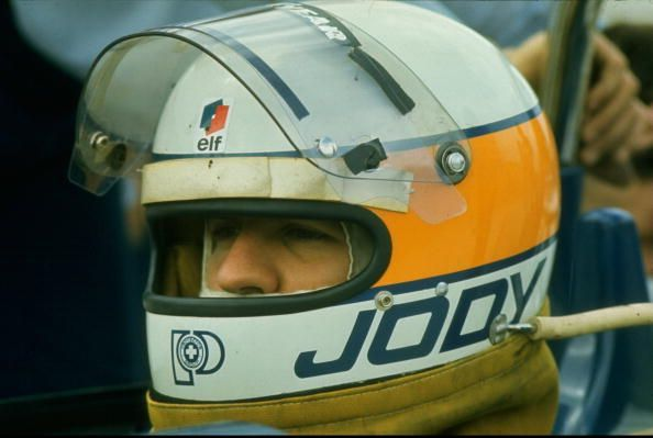 Jody Scheckter started an almighty pile-up at Silverstone in 1973