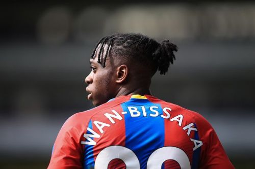 Crystal Palace have revealed their asking price for Aaron Wan-Bissaka
