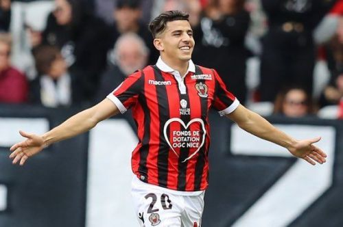 Youcef Atal of Nice