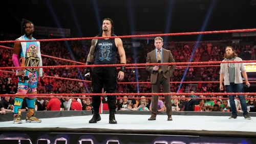 Vince brought back many top superstars to Raw this week