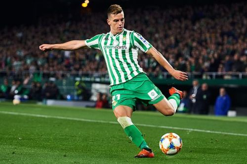 The Argentine international has been on fire for Real Betis this term