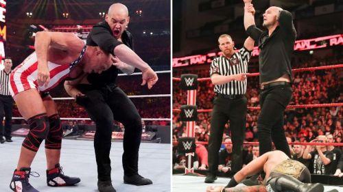Baron Corbin defeated many top Superstars in WWE