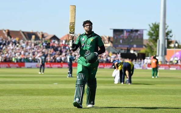 Imam-ul-Haq has been a real find for Pakistan at the top of the order
