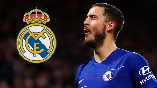Eden Hazard remains the top target for Real Madrid.