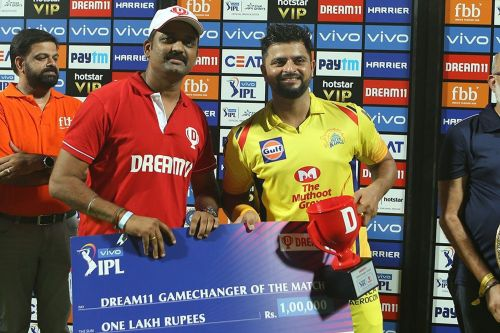 Suresh Raina has been in best of forms this season(Picture courtesy: iplt20.com)