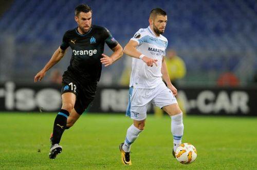 Strootman (L) is back in United's radar once again