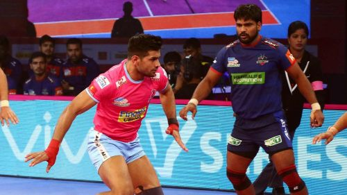 Deepak Niwas Hooda is the most successful all-rounder in Pro Kabaddi history.