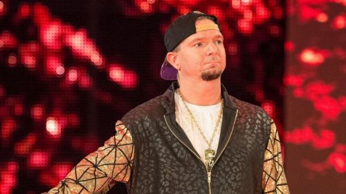 James Ellsworth WWE career looks to be over