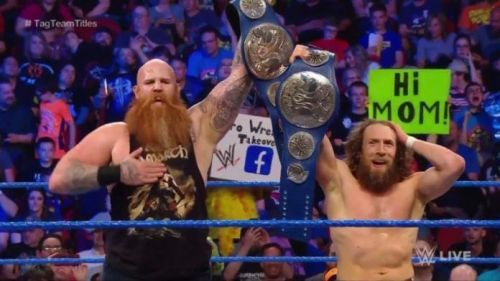 Smackdown Tag Team Champions