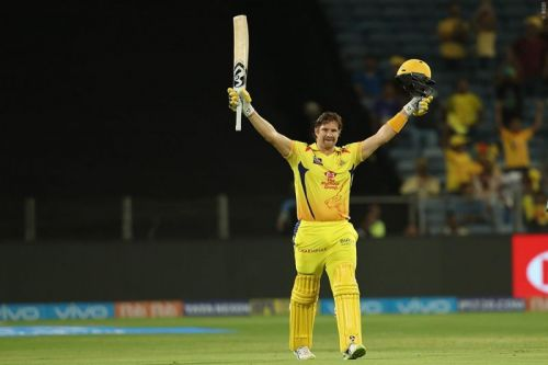 Shane Watson's 96 runs against SRH is his only valuable knock in this season
