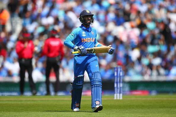 Karthik did not impress in the warm-up games