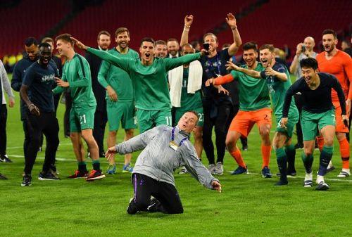 Ajax v Tottenham Hotspur