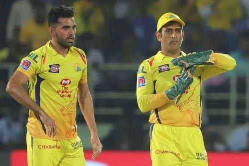 Can CSK's big guns step up and deliver in this crunch game? (Image Courtesy: IPLT20)