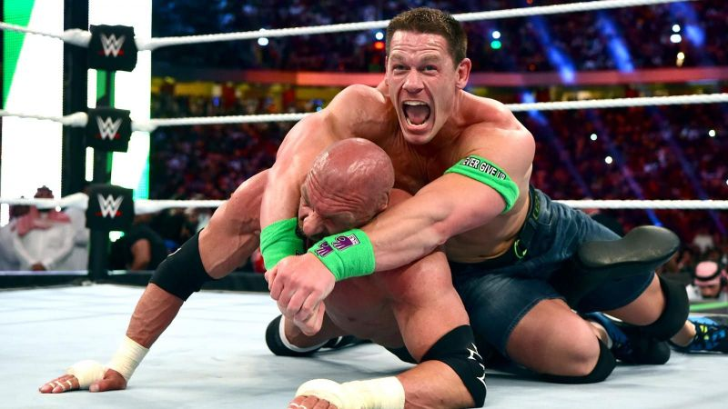 Cena is one of wrestling