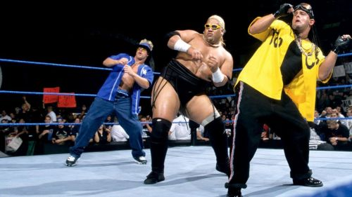 Rikishi was inducted into the WWE Hall of Fame in early 2015