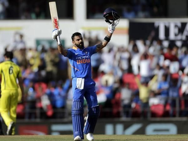 For the first time, virat kohli will be captaining Indian team in world cup