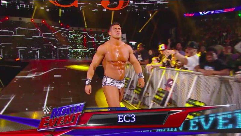 From dreams of main-eventing to WWE Main Event