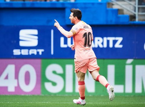 Lionel Messi is one of the greatest goalscorers in history