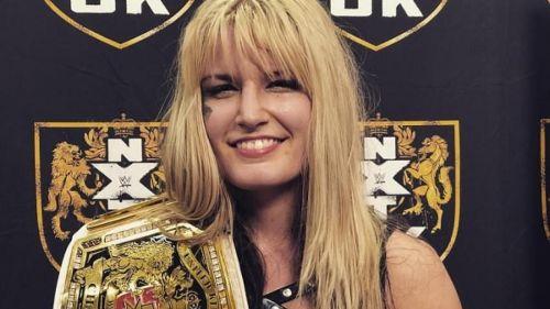 NXT UK Women's Champion - Toni Storm