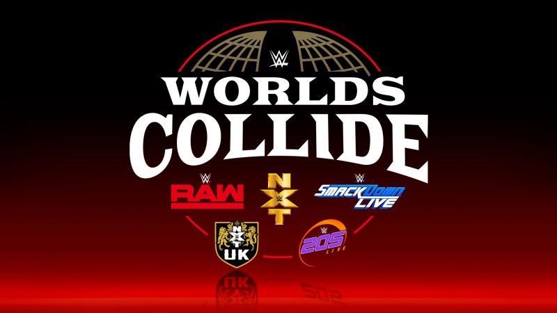 This idea would fit right in with another new concept introduced by WWE in Worlds Collide