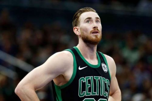 Gordon Hayward broke his leg in the very first game of the last season.
