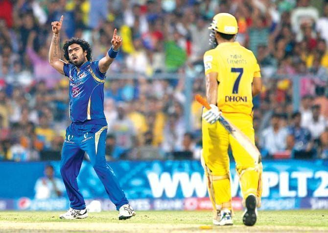 MS Dhoni is yet to face Lasith Malinga in this year IPL