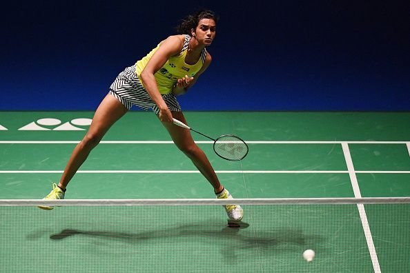 PV Sindhu will be seen in action during the Sudirman Cup 2019