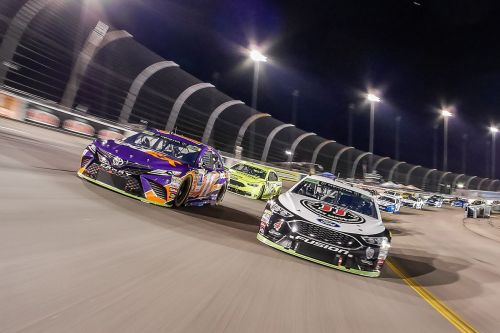 What's the problem with NASCAR?