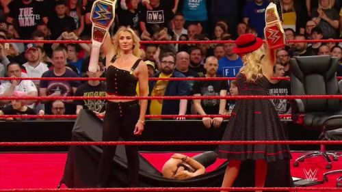 Who will walk out of Money in the Bank with the Raw Women's Championship?