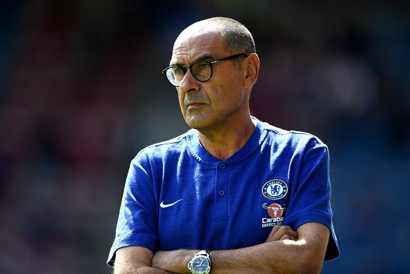 Maurizio Sarri has a huge summer in terms of transfers in front of him.