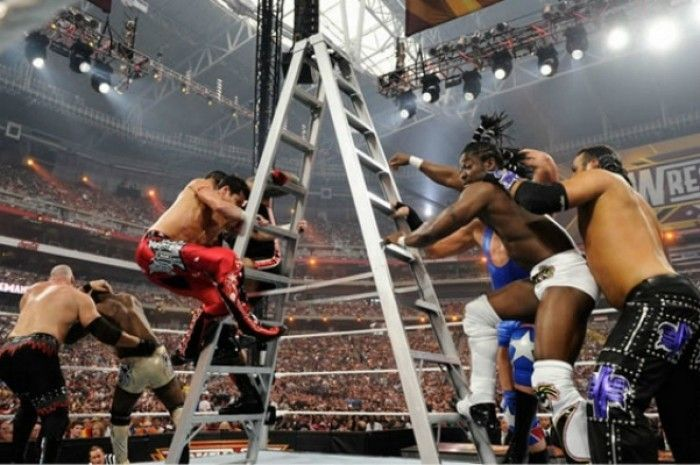 Image result for wrestlemania 26 money in the bank