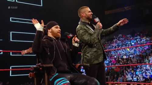 Sami shocked us all by that namedrop!