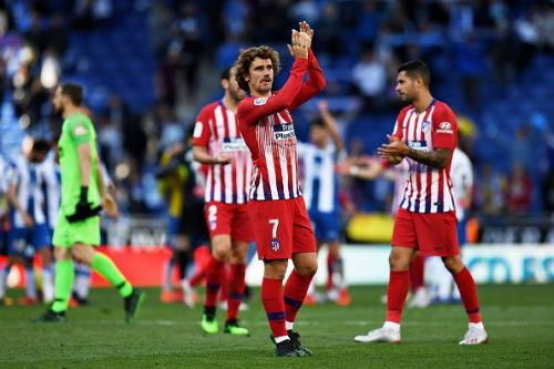 Griezmann has recently announced he will leave Atletico after five seasons with the Rojiblancos