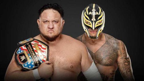 Samoa vs mysterio