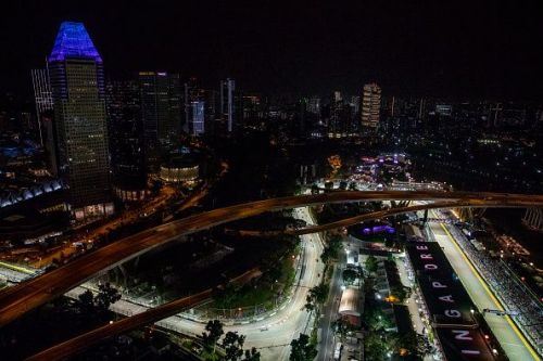 Singapore was Formula 1's first night race and also a street circuit.