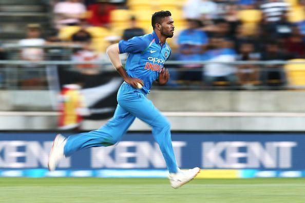 New Zealand v India - ODI Game 5