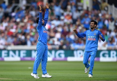 In what is expected to be a batsmen's World Cup, there will be a lot of responsibility resting on the shoulders of India's wrist spinners.