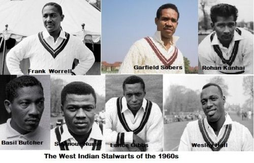 The West Indian stalwarts of the 1960s