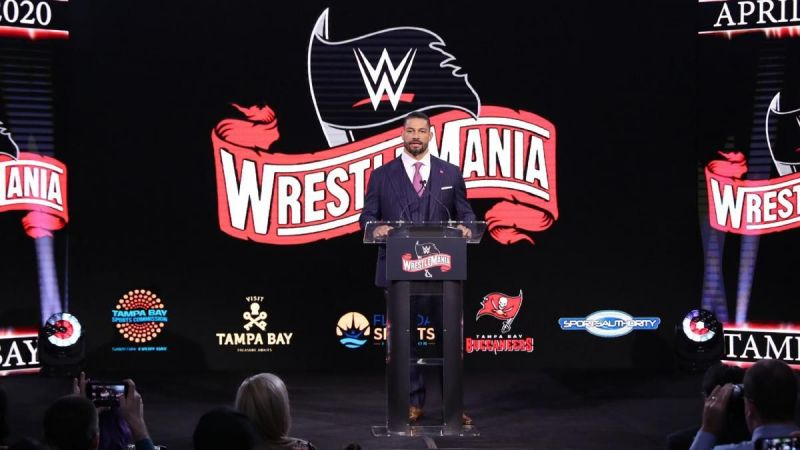 Image result for wrestlemania 36