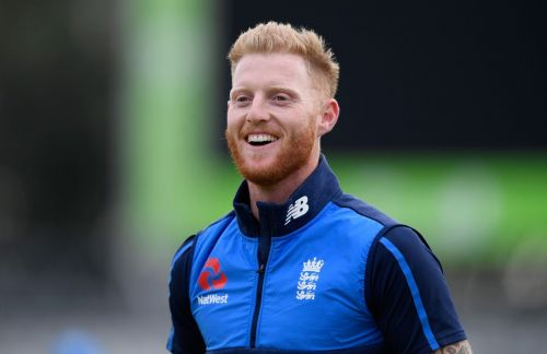 England Star 'Ben Stokes'.