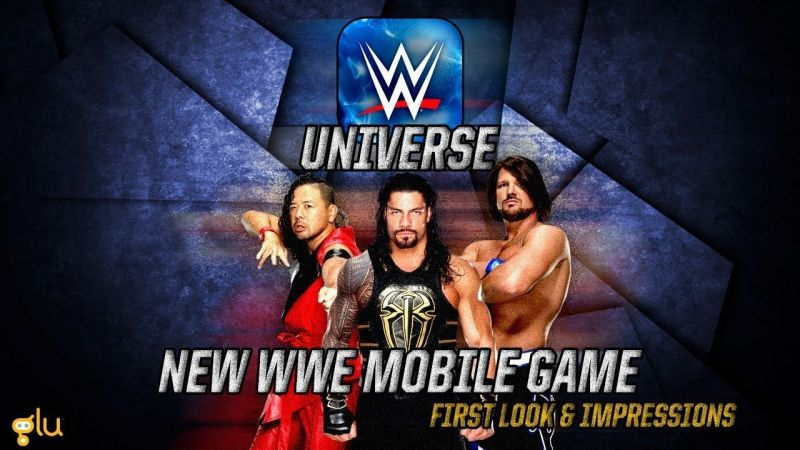 WWE Universe on iOS and Android