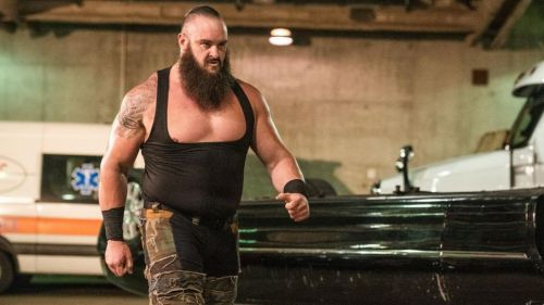 Strowman's role at Money in the Bank may have been revealed