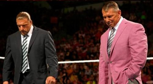 WWE can't be happy