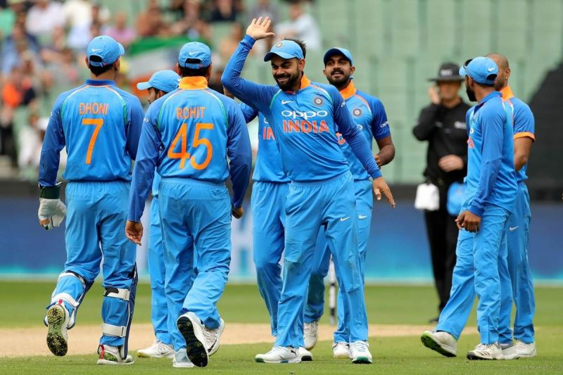 virat kohli will lead Indian team in this world cup for the first time