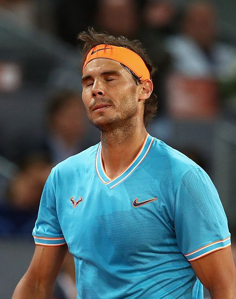 Rafael Nadal crashes out in his third successive semi-final on clay this year