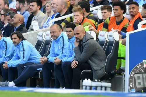 Pep opted for a subtle tactical switch to allow Sterling more freedom and force Brighton into more problems