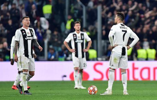 Juventus Striker Ronaldo