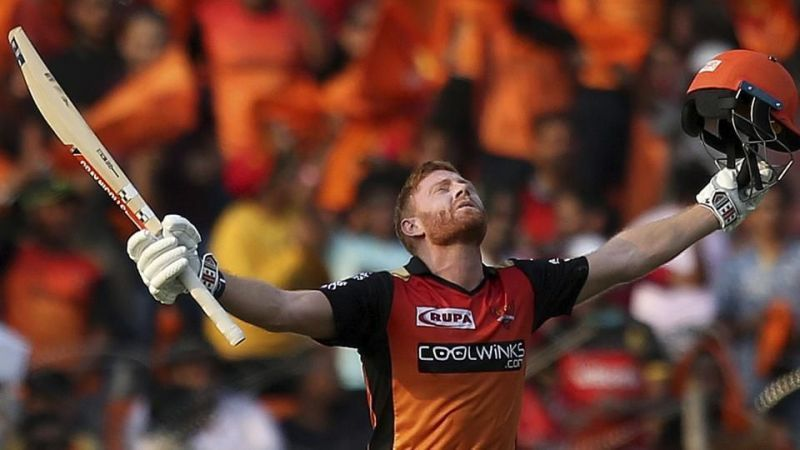 Bairstow smashed the RCB bowlers to all parts of the ground