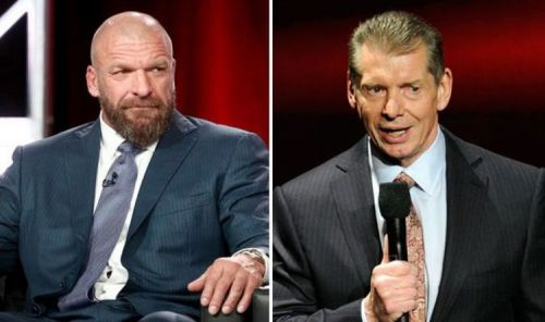 You have my vote of confidence - You need to get the nod from HHH to move up the ladder