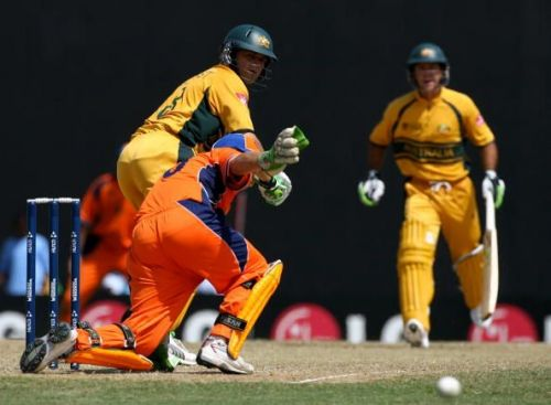Adam Gilchrist was one of the top performers in the Cricket World Cup